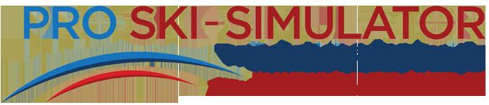 Lyžařský trenažer - ski simulator